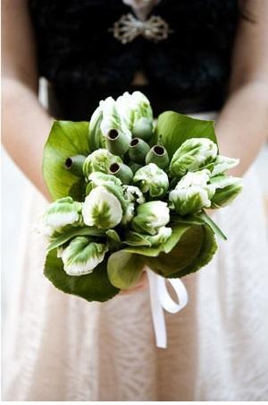 Свадьба - Unusual Wedding Bouquets