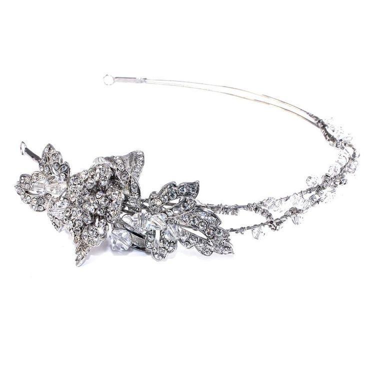 Hochzeit - Gabriella Side Headband (ic)