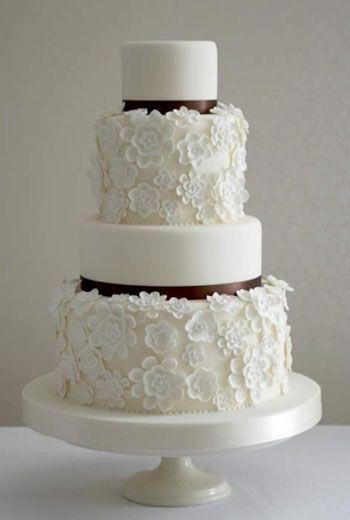Свадьба - Modern Wedding Cakes