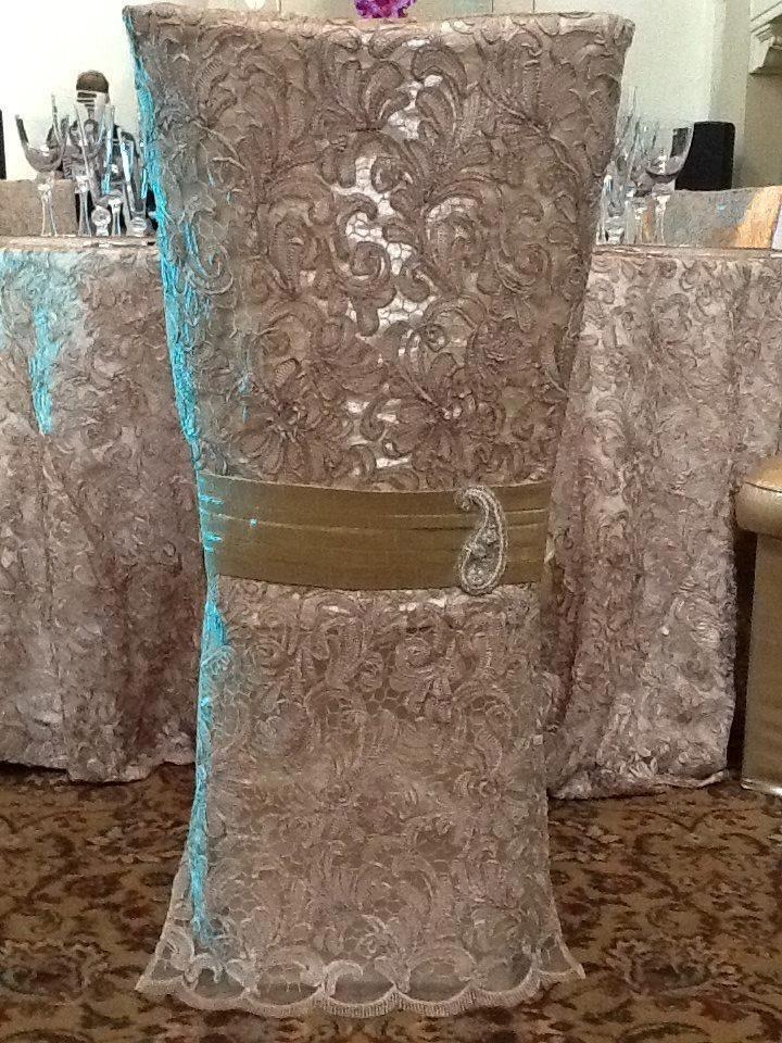 زفاف - Wedding Chair Decor