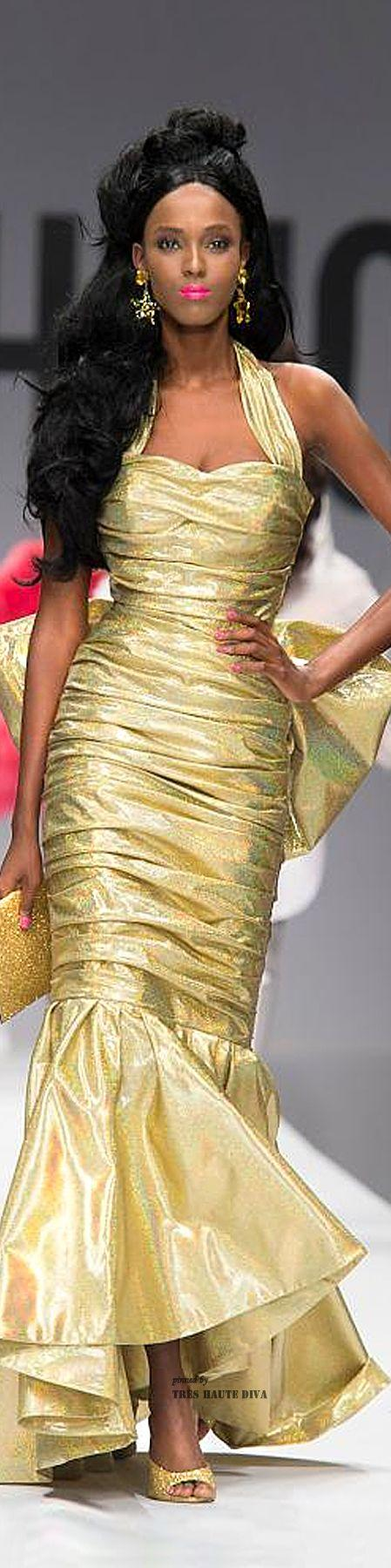 Mariage - Gowns...Glamorus Golds