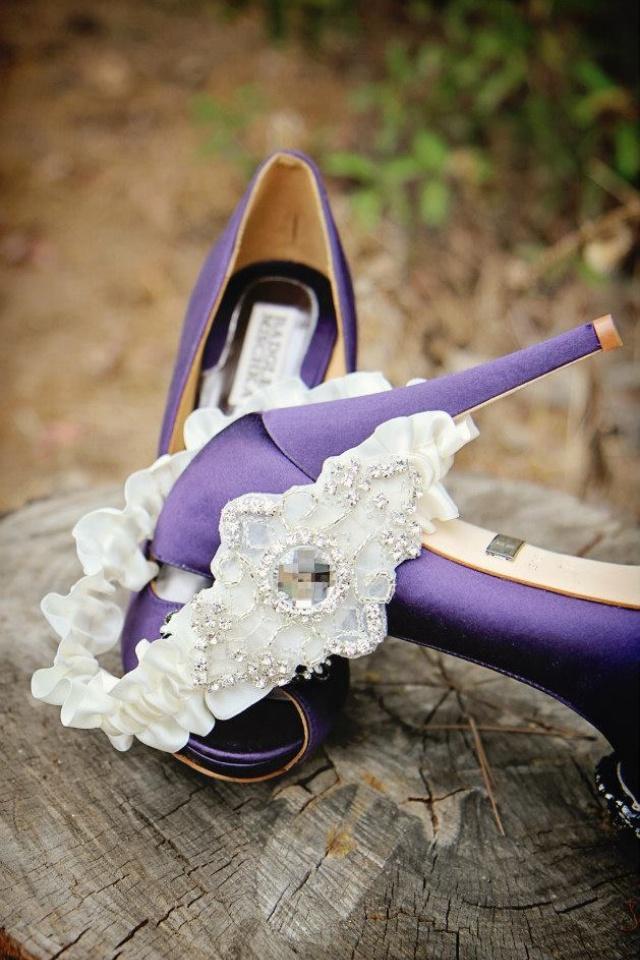 Mariage - Wedding Garters