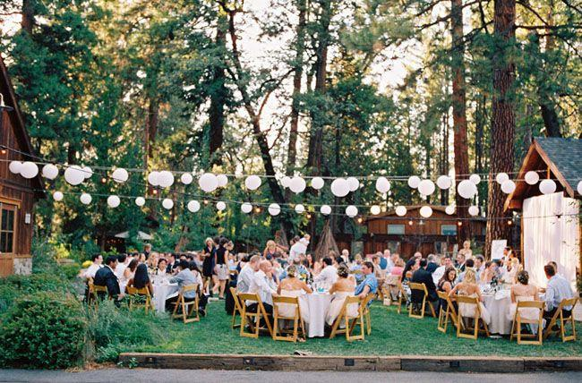 Свадьба - Laid-back Yosemite Wedding: Jami   Aaron