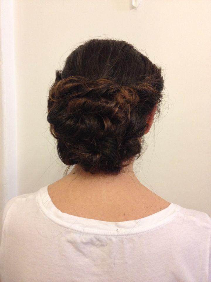 Wedding - Wedding Hair For The Big Day..