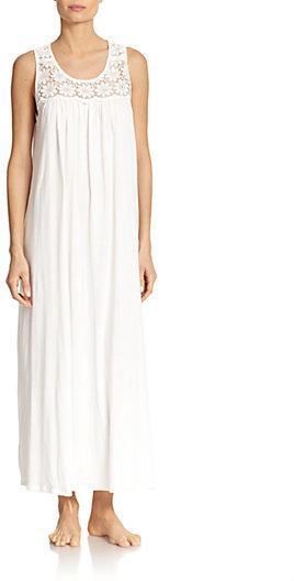 Mariage - Oscar de la Renta Sleepwear Sweet Comfort Gown