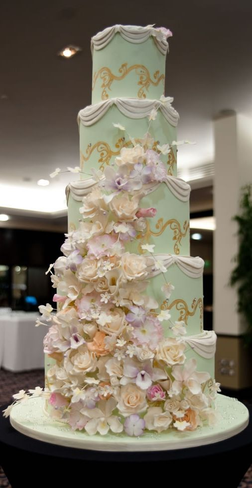 Свадьба - Wedding Cake...