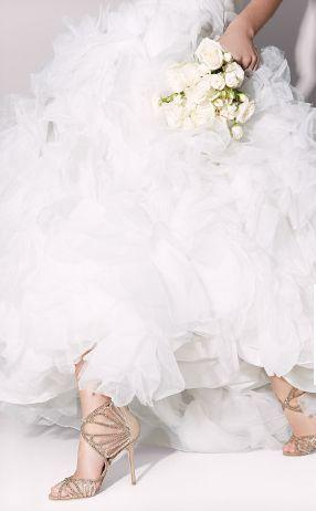 Hochzeit - Weddings-Bride-Shoes