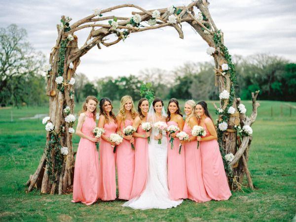 Свадьба - Intimate Ranch Wedding In Texas