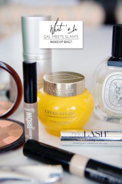 Wedding - What's In Gal Meets Glam's Makeup Bag