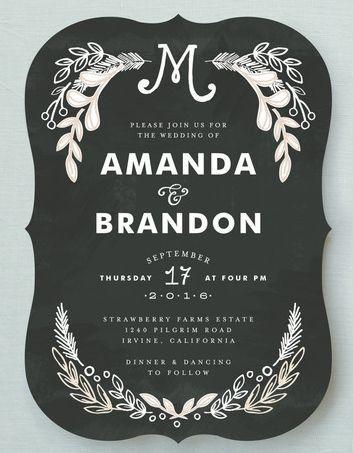 Mariage - Invitations I Love
