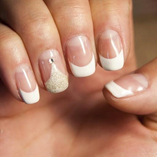 زفاف - ༺♥༻ Nails Art De Novias༺♥༻