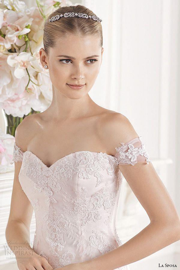 Mariage - La Sposa 2015 Wedding Dresses — Glamour Bridal Collection