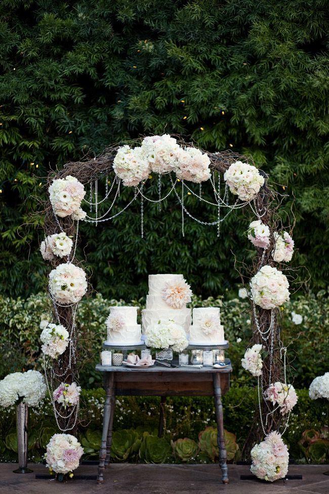 Hochzeit - Arches & Backdrops & Ceremony