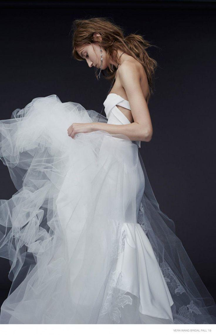 Mariage - Vera Wang Bridal 2015 Fall Wedding Dresses