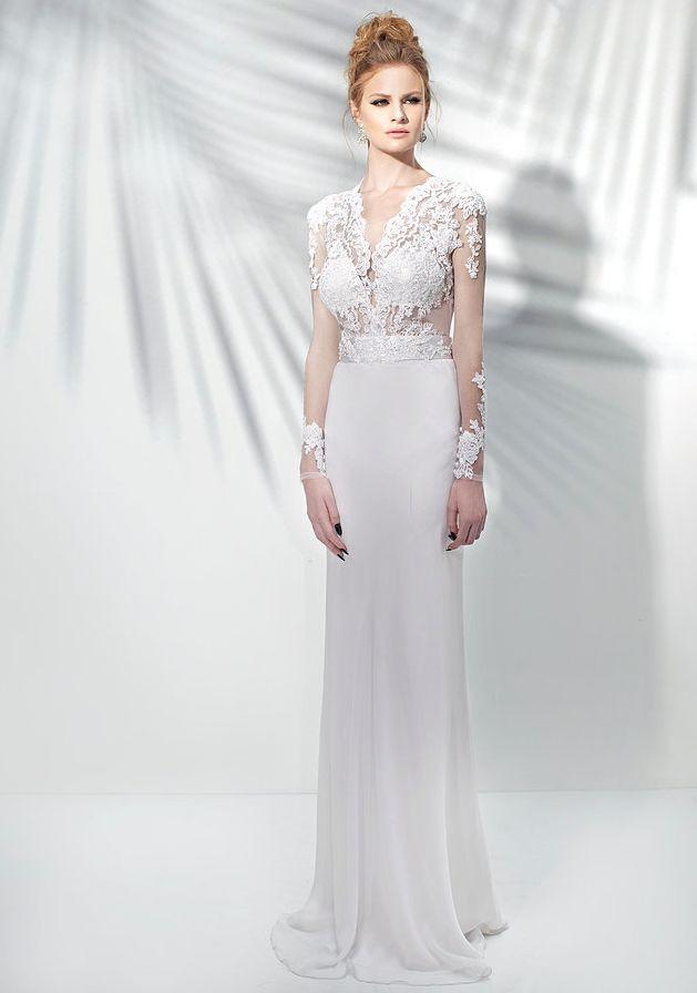 زفاف - Editor's Pick: Sexy Persy Wedding Dresses
