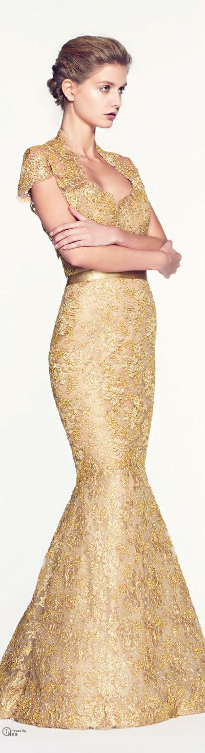 Wedding - Gowns...Glamorus Golds