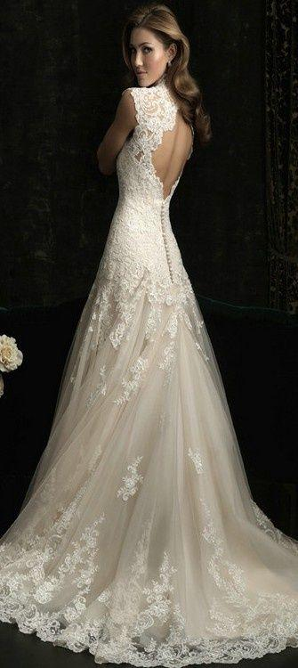 Свадьба - Weddings-Bride-Lace