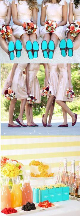 Hochzeit - Bridesmaid Gifts