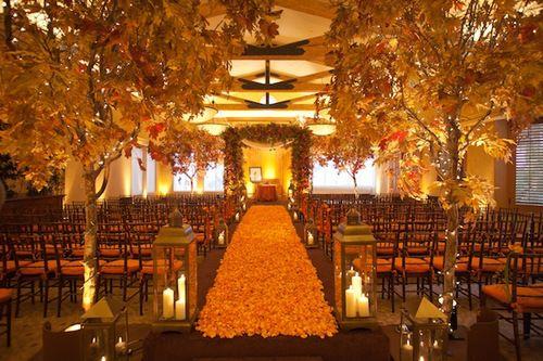 زفاف - Autumn Weddings Ideas