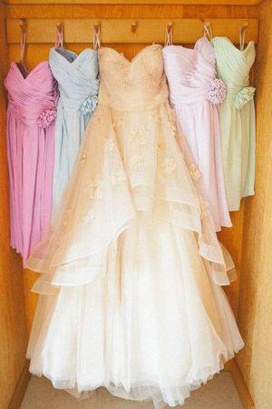 Mariage - Pastel Wedding