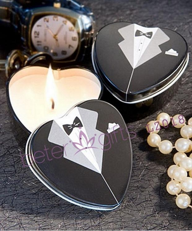 Beterwedding Giveaway Wedding Dress Candle Favors Gifts Lz018 Souvenirs