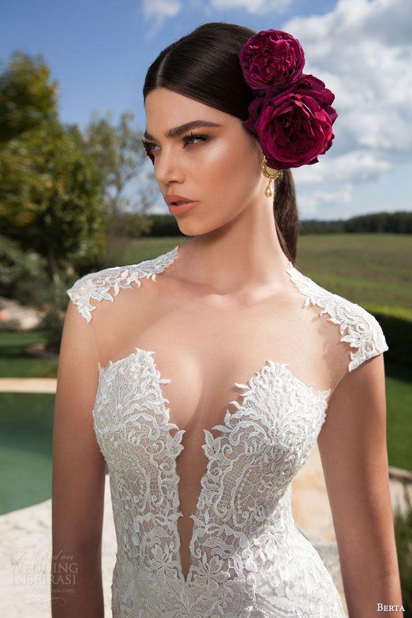 Hochzeit - Berta Bridal 2015 Wedding Dresses