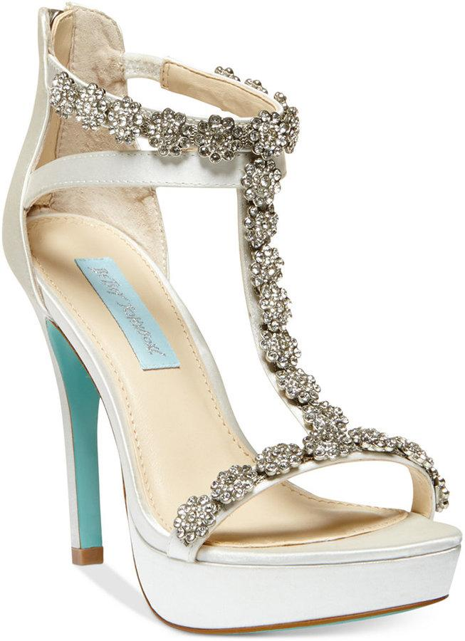 Adore Blue by Betsey Johnson GH6wJ