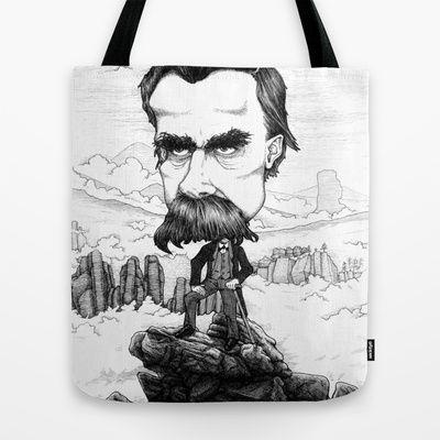 Hochzeit - The Wanderer Tote Bag By Gareth Southwell