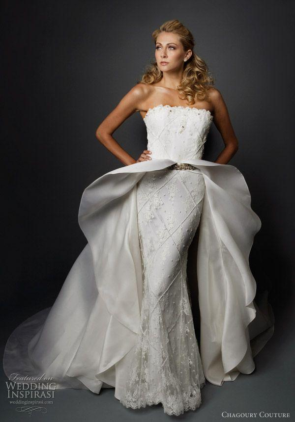 Mariage - Chagoury Couture Wedding Dresses