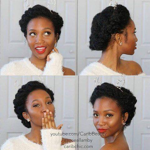 Wedding Hairstyles - A Bridesmaid\'s Hair #2204491 - Weddbook