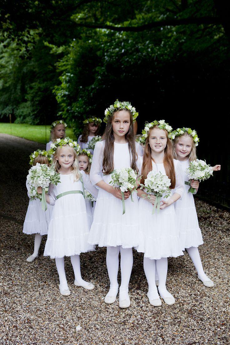 Wedding - Gemma Soames And Andrew Ferguson's Wedding In England