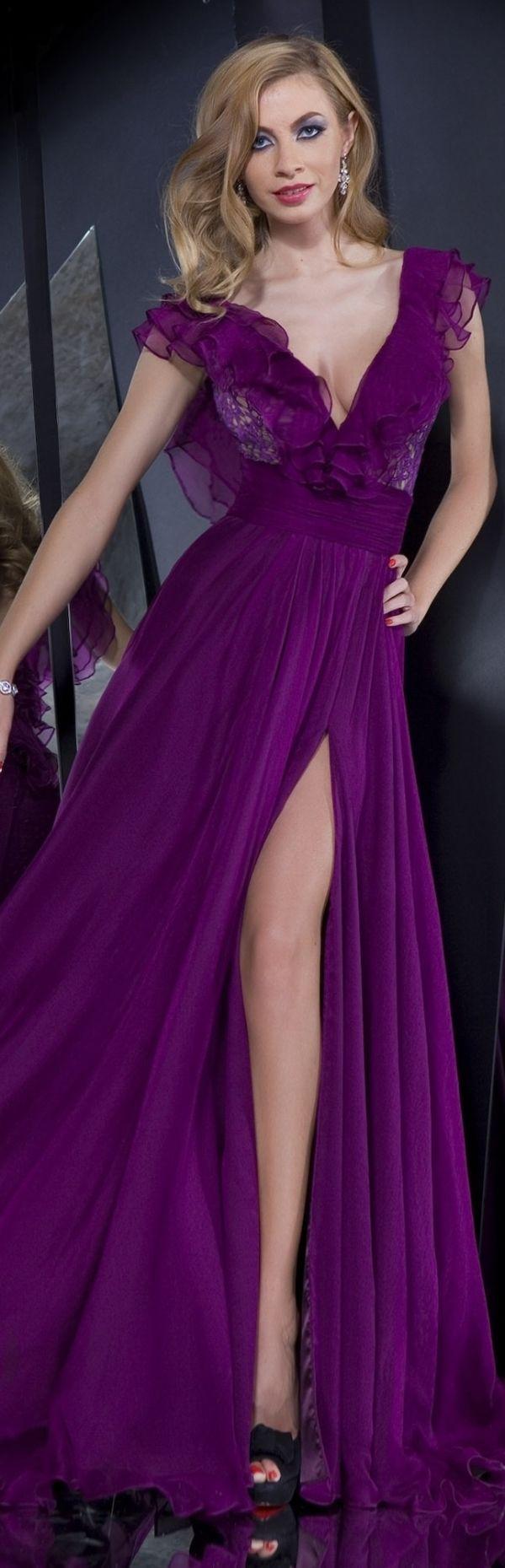 زفاف - Gowns........Purple Passions