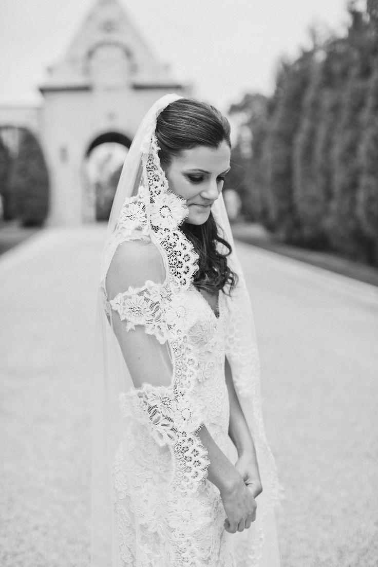Mariage - Weddings-Bride-Veil