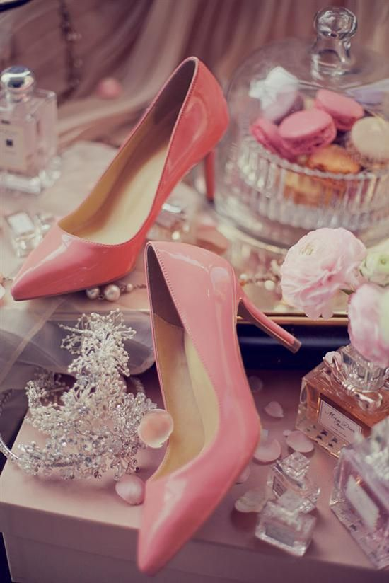 Свадьба - ♥ Princess Shoes ♥