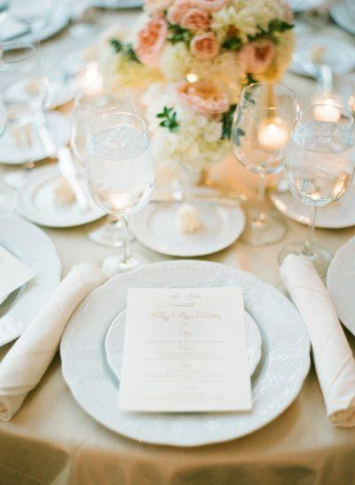 Hochzeit - Romantic Belle Meade Plantation Wedding