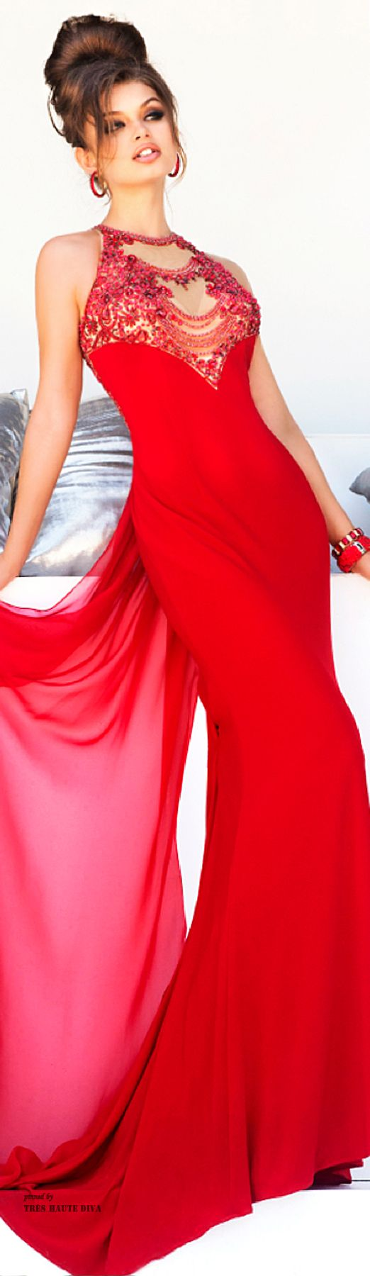 Свадьба - Gowns...Ravishing Reds