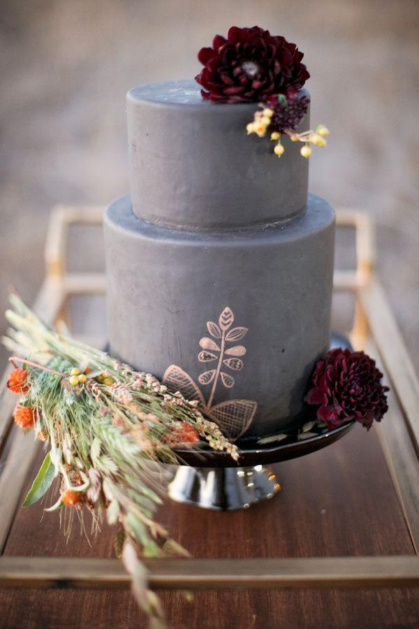 زفاف - Wheat Nouveau Fall Wedding Inspiration