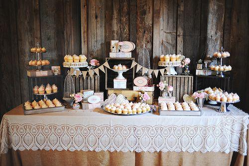 Boda - Vintage Wedding Inspiration