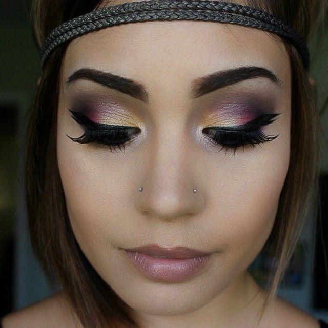 Свадьба - Bride With Sass Wedding Day Makeup