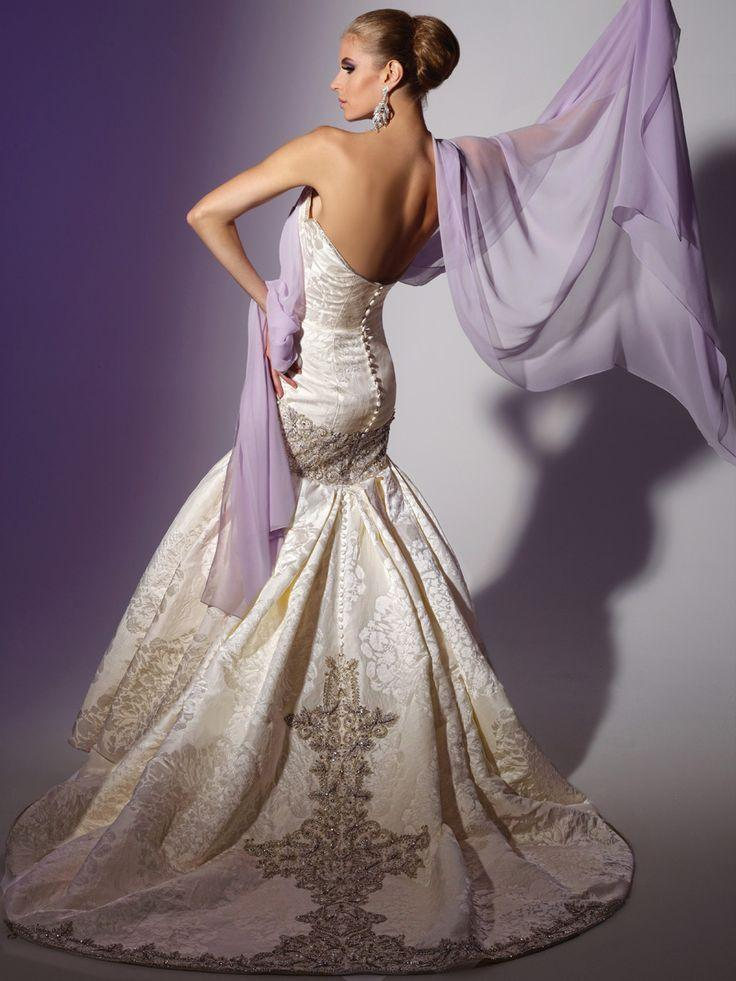 Mariage - Sexy Victor Harper Wedding Dresses Couture Collection