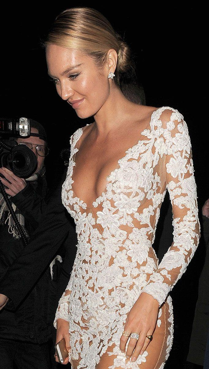 Spotted At The Victoria\'s Secret After-Party: The Heavenly Hair Of ...