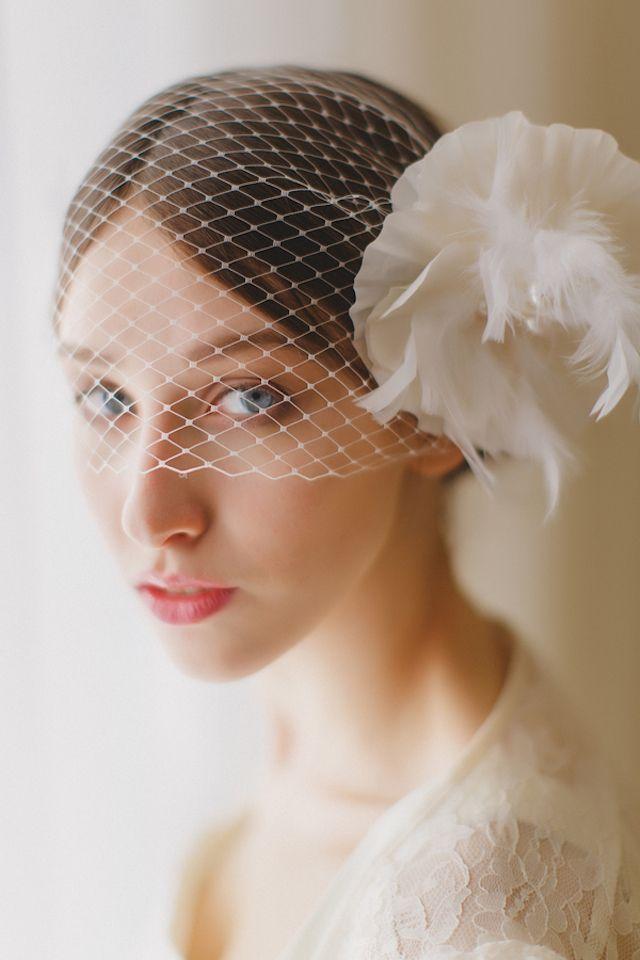 Mariage - Vintage Birdcage Bridal Session