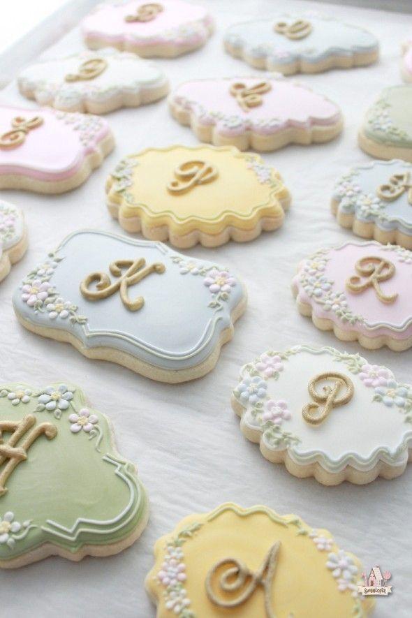 Mariage - Cookies - Wedding
