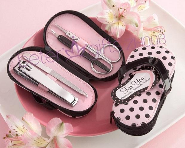 Wedding - Wedding Gift Flip Flop Pedicure Set ZH008 party Gift and Wedding Favor