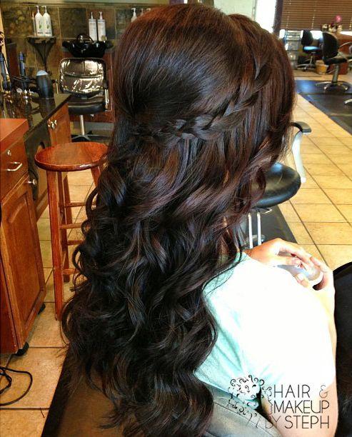 Свадьба - Penteados - Hairstyle