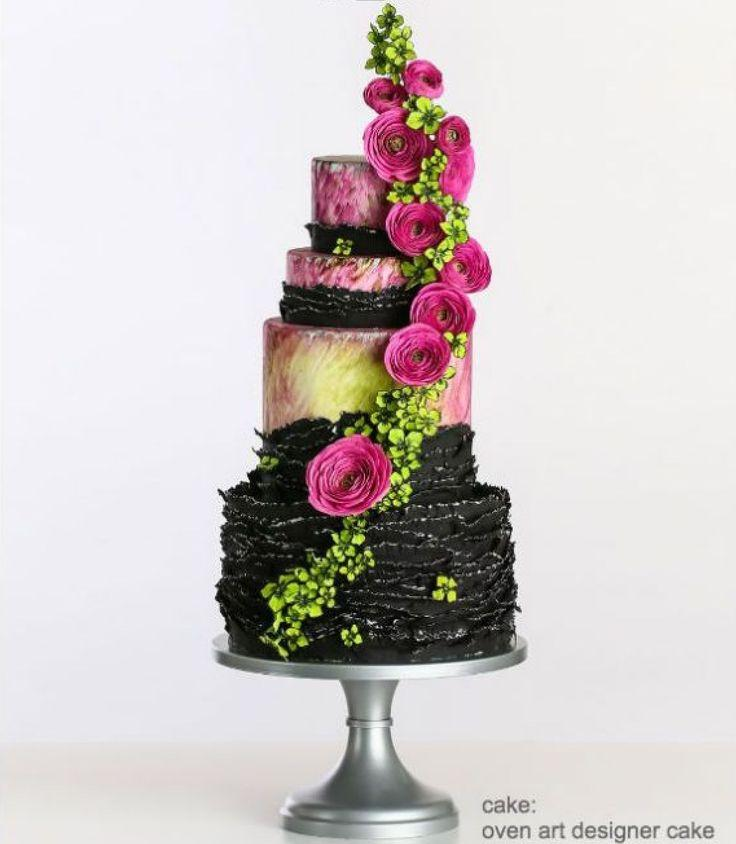Hochzeit - Cakes, Cupcakes...