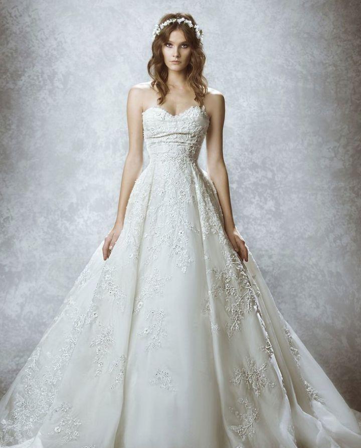 Свадьба - Zuhair Murad Wedding Dresses 2015 Fall