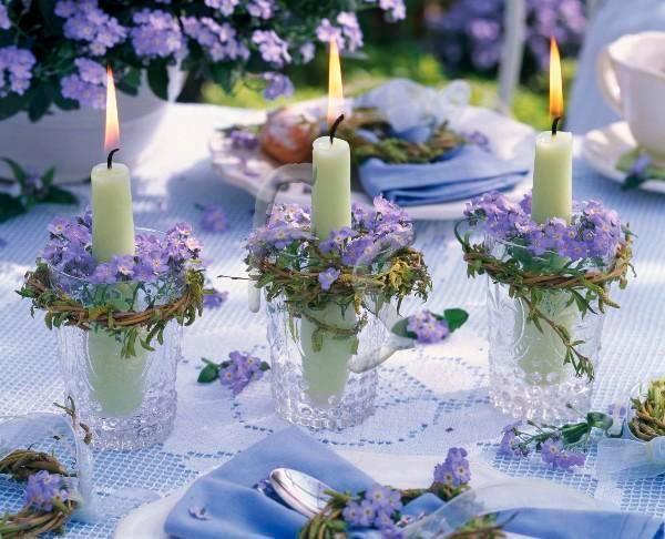 زفاف - Table Decor