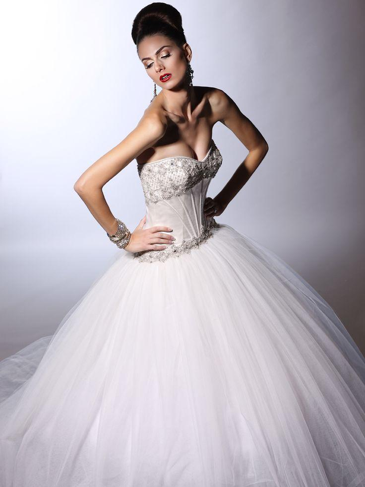 Wedding - Glamorous Victor Harper Wedding Dresses