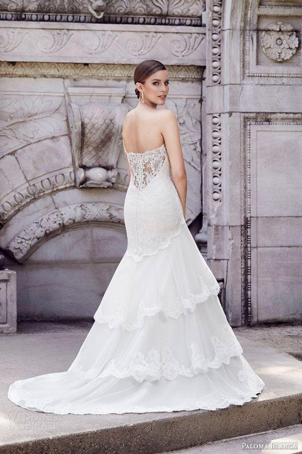 Wedding - Beautiful Spring 2015 Collections By Paloma Blanca And Mikaella — Sponsor Highlight